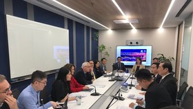 Đà Nẵng làm việc với Giám đốc Ngân hàng Thế giới tại Việt Nam