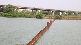 Đà Nẵng: Đề xuất xây đập ngăn mặn kết hợp cầu giao thông