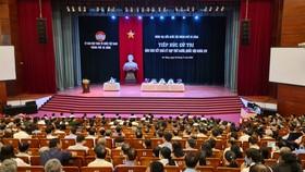 Cử tri Đà Nẵng quan tâm đến công tác phòng, chống tham nhũng