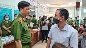 Bộ Công an kiểm tra công tác cấp căn cước công dân tại miền Trung