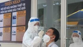 Đơn vị có thể đáp ứng xét nghiệm SARS-CoV-2 cho 10.000 người/ngày.