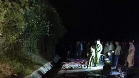 Quảng Trị: 2 xe máy đối đầu kinh hoàng khiến 6 người thương vong