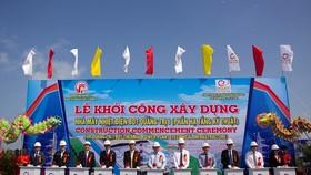 Lễ khởi công Nhà máy nhiệt điện BOT Quảng Trị 1