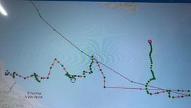 Một tàu cá Quảng Trị mất liên lạc khi đánh bắt thủy sản ở vùng biển xa
