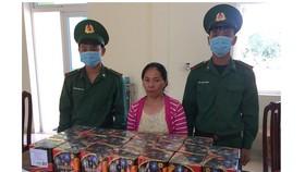 Quảng Trị: Phát hiện 60kg pháo nổ giấu trong thùng hoa quả