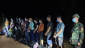 Quảng Trị: Phát hiện 13 người xuất cảnh trái phép sang Lào