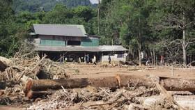 Quảng Trị di dời khẩn cấp người dân ra khỏi vùng có nguy cơ sạt lở cao