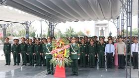 Nhiều hoạt động ý nghĩa kỷ niệm 50 năm chiến thắng Đường 9 - Nam Lào