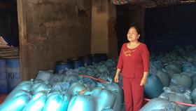 Quảng Trị tiêu hủy gần 500 tấn hải sản tồn kho