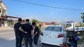 Quảng Trị: Phát hiện 3 người Trung Quốc nhập cảnh trái phép