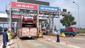 Bộ GTVT đề nghị Quảng Trị nghiên cứu mua lại quyền thu phí và tổ chức khai thác trạm BOT