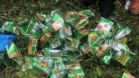 Quảng Trị: Bắt giữ 3 đối tượng vận chuyển 46 kg ma túy đá từ Lào về Việt Nam