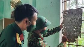 Quảng Trị: Phát hiện 7 hài cốt liệt sĩ