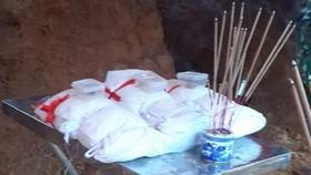 4 hài cốt liệt sĩ được phát hiện và quy tập tại xã Vĩnh Ô (huyện Vĩnh Linh, tỉnh Quảng Trị)