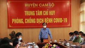 Quảng Trị: Làm rõ việc F0 khai báo không trung thực làm lây lan dịch bệnh