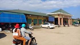 Chợ Kênh (xã Trung Sơn,huyện Gio Linh)