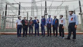 Khánh thành dự án trạm biến áp 220kV Lao Bảo và đường dây 220kV Đông Hà - Lao Bảo