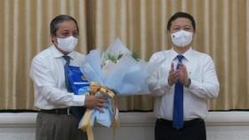 Ông Đỗ Việt Hà nhận nhiệm vụ mới tại Liên hiệp các tổ chức hữu nghị TPHCM
