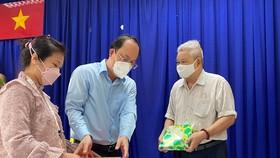 Phó Bí thư Thành ủy TPHCM Nguyễn Hồ Hải: Phải tìm mọi cách bảo vệ bà con, nếu không sau này sẽ ân hận