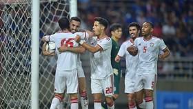 Đội tuyển UAE có ưu thế chủ nhà ở các trận còn lại.