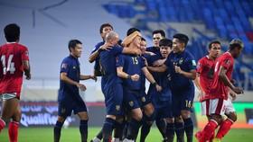 Một thất bại trước UAE khiến Thái Lan dừng bước tại vòng loại World Cup 2022. Ảnh: FIFA