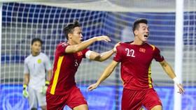 Đội tuyển Việt Nam đang tiến gần hơn tấm vé lọt vào vòng loại cuối cùng World Cup 2022. Ảnh: FIFA