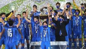 Ulsan Hyundai đang là nhà vô địch AFC Champions League. Ảnh: AFC