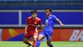 Viettel FC cho thấy sự thất thế quá lớn khi tham dự sân chơi châu Á. Ảnh: VTFC