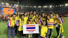Thể thao Thái Lan thống trị Đông Nam Á về số lượng VĐV tham dự Olympic Tokyo 2020.
