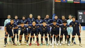 Đội tuyển futsal Thái Lan giành ngôi á quân tại giải tập huấn do FAT tổ chức vào cuối tháng 7. Ảnh: FAT