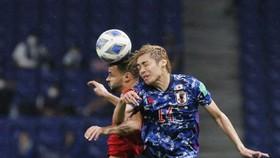 Oman bất ngờ đánh bại Nhật Bản ở ngày ra quân vòng loại cuối cùng World Cup 2022