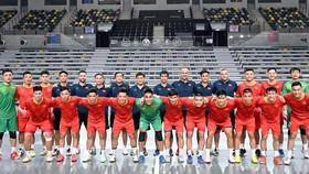 Đội futsal Việt Nam sắp bước vào kỳ Futsal World Cup lần thứ 2 trong lịch sử. Ảnh: ANH TRẦN