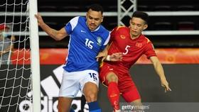 Nguyễn Anh Quý đã có kỳ Futsal World Cup đầu tiên trong sự nghiệp. Ảnh: GETTY