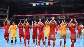 Đội tuyển Việt Nam hướng đến Futsal World Cup 2024 với thế hệ cầu thủ tiền năng. Ảnh: GETTY