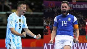 Bán kết Futsal World Cup 2021: Brazil có trả giúp sân lớn 'món nợ' trước Argentina?