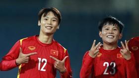 Đội tuyển nữ Việt Nam đã đoạt tấm vé tham dự VCK Giải vô địch nữ châu Á 2022