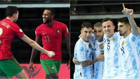 Chung kết Futsal World Cup 2021, Argentina - Bồ Đào Nha: Điểm giao của hai trường phái đối lập