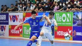 Futsal TPHCM rục rịch trở lại tập luyện