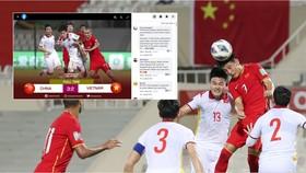 Nhiều người tiếc cho thất bại của đội tuyển Việt Nam