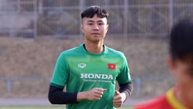 Thủ môn Văn Toản được AFC điểm mặt cầu thủ đáng xem nhất vòng loại U23 châu Á 2022. Ảnh: NHẬT ĐOÀN