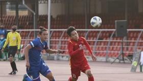 U22 Việt Nam có sự khởi đầu thành công tại vòng loại U23 châu Á 2022. Ảnh: NHẬT ĐOÀN