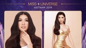 Hàng loạt gương mặt nổi bật trước thềm sơ khảo Hoa hậu Hoàn vũ Việt Nam 2019