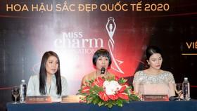 Việt Nam chính thức đăng cai cuộc thi Hoa hậu Sắc đẹp Quốc tế - Miss Charm International 2020