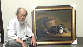 Hoạ sĩ Đỗ Quang Em qua đời