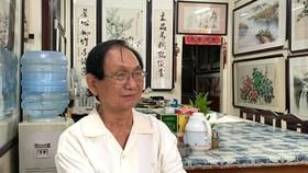 Họa sĩ Trương Hán Minh qua đời