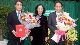 Đồng chí Nghiêm Xuân Thành giữ chức Bí thư Tỉnh ủy Hậu Giang