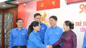 Tuổi trẻ TPHCM sắt son niềm tin với Đảng