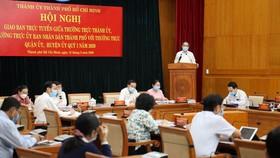 TPHCM thúc đẩy các dự án trọng điểm