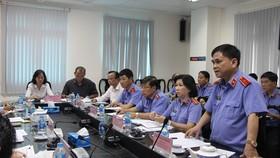 TPHCM: Nhóm tội phạm về tham nhũng và chức vụ giảm