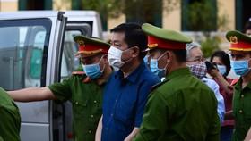 Nói lời sau cùng, bị cáo Đinh La Thăng xin miễn trách nhiệm hình sự cho bị cáo Nguyễn Hồng Trường